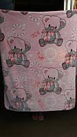 Мягкое одеялце для новорожденного в расцветках