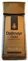 Растворимый кофе  Dallmayr GOLD 100% арабика 200 г