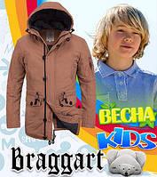 Куртка парка детская (10,12 размер)