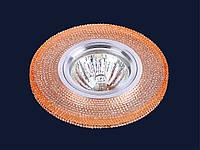 Точечный светильник Levistella 705A55 оранжевый
