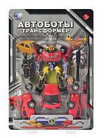 Детская игрушка Трансформер Tongde 558950 R/2598 машинка, с оружием KHT/08-6
