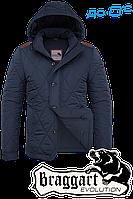 Стильная мужская куртка демисезон Braggart 1275В
