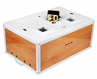 Инкубатор курочка ряба иб-100 аналоговый с механическим переворотом 100 яиц di