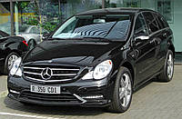 Переднее крыло правое на Mercedes (Мерседес) R W251 (оригинал) A2518800606