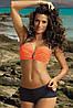Купальник женский с шортиками (размеры S, XL в расцветках), фото 2