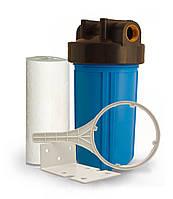 """Фильтр для воды Big Blue 10"""" c  картриджем"""