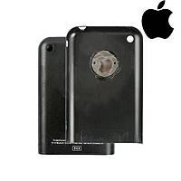 Задняя крышка батареи для iPhone 2G, 8 ГБ, пустая, черная, оригинал