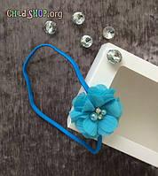 Красивая повязка для девочки   код MX-8, фото 1