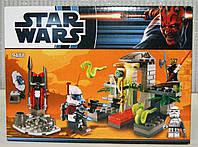 """Конструктор для мальчиков """"Star Wars"""" Звёздные воины 9488"""