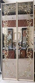 Раздвижные двери для шкафа куре