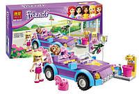 Конструктор 10167 Подружки Bеla Friends 129 деталей аналог Лего, лучший подарок для девочки  YNA /0-5