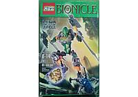 Конструктор «BIONICLE» LEWA master of JUNGLE 707-1 ( Лева, повелитель джунглей) // YNA /05-3
