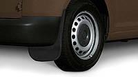 Брызговики задние для Volkswagen Caddy Maxi 2004-2015 оригинальные 2шт 2K3075101