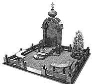 Премиум памятники