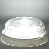 Cветодиодный ЖКХ LED светильник СПП-7Вт-6000 «Сола» Ø 230мм, фото 1