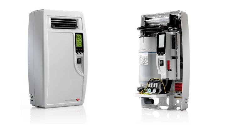 CH001V200 Изотермический увлажнитель compactSteam канального исполнения производительностью 1,6 кг/ч 230 В 1 ф