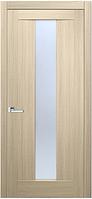 Межкомнатные двери Омис Троя ПВХ ПО (дуб беленый)