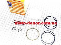 Поршень, палец, кольца к-кт 110сс 52,4мм STD желтая коробка для мопеда DELTA