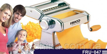 Тестораскатка-лапшерезка ручная механическая FRICO FRU-047, фото 2