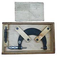 Микрометр МК 125 (100-125мм) ГОСТ 6507-60, Красный Инструментальщик, Россия