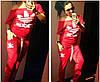 """Спортивный костюм женский Adidas Original с вырезом """"лодочка"""" (4 цвета)"""