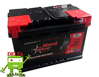 Аккумулятор NORD STAR 6СТ- 88Ah 840A R