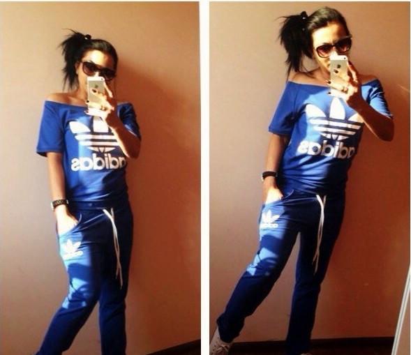 Женский спортивный костюм Адидас подойдет девушкам, которые наряду с  внешней привлекательностью ценят практичность одежды. Благодаря турецкой  двухнитевой ... 5bdd04fa1f7