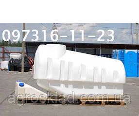Емкость AGRO 3000 для прицепных опрыскивателей
