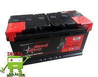 Аккумулятор NORD STAR 6СТ-100Ah 850A R