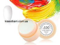 Гель-краска Canni 530 белая