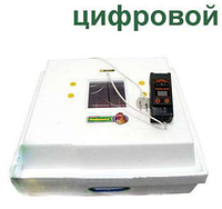 Инкубатор цифровой Рябушка-2 с механическим переворотом 70 яиц DI