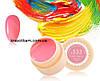 Гель-краска Canni 533 пастельная оранжево-розовая