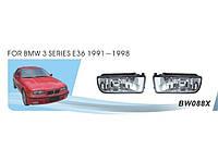 Фары доп.модель Vitol BMW 3 Series E36 BW-088X-W 1991-98