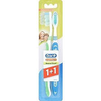 Зубна щітка Oral-B 3 Effect Natural Fresh 1+1  40сер/-808/12