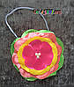 Повязка на голову для девочек с большим цветком | Код товара YLC-03