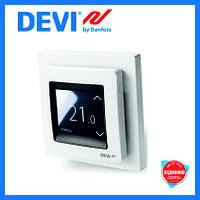 Терморегулятор DEVIreg™ Touch - белый