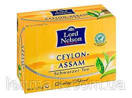 Чай Lord Nelson  «Ceylon Assam» 50 шт 87,5