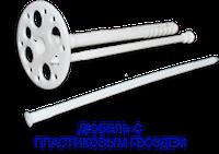 Дюбель-зонт с пластиковым гвоздем 10*90(100шт)