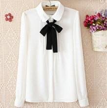 Блуза школьная для девочки в магазине Малява