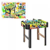 Футбол деревянный ZC 1022+2. 53*48*31 см