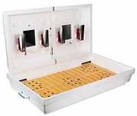 Инкубатор Рябушка-2 на 150 яиц с механическим переворотом и аналоговым терморегулятором DI