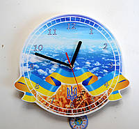 Часы Патриотические настенные