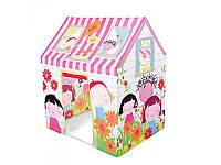Детский игровой домик-палатка Intex 48621 Friendship Play Tent 112х84х132см YNA