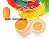 Гель-краска Canni 569 светло-оранжевая, неоновая