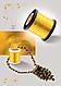 Дріт №7 золото 0.30 мм 50м, фото 2