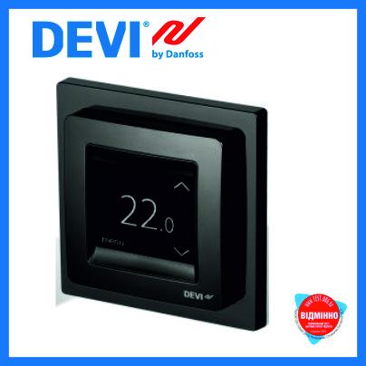 Терморегулятор DEVIreg™ Touch - черный