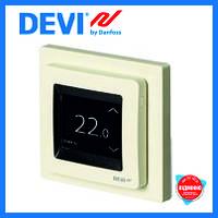 Терморегулятор  DEVIreg™ Touch - Слоновая кость