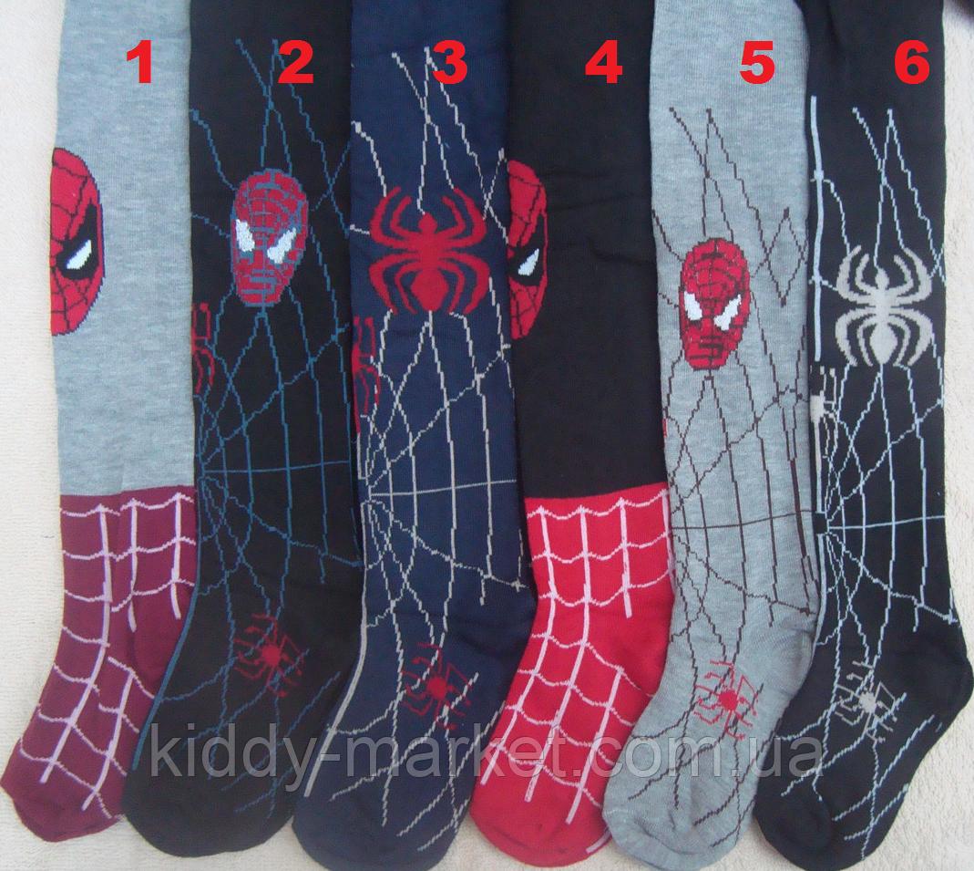 Колготы  детские   для мальчика Спайдермен, Человек паук