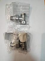 """Комплект для подключения радиаторов 1/2"""" угловой  Giacomini (R5X033+R16X033) (R705KX003)"""
