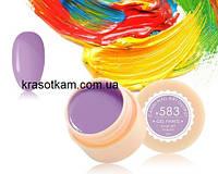 Гель-краска Canni 583 светлая фиолетово-лиловая